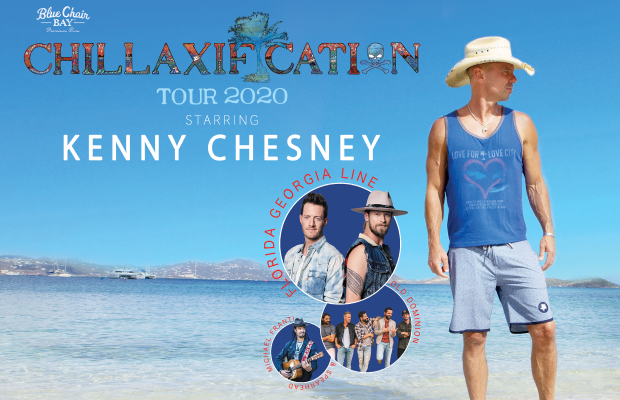 Kenny Chesney, Florida Georgia Line & Old Dominion [POSTPONED] at MetLife Stadium