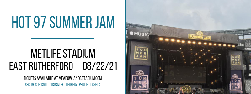 Hot 97 Summer Jam at MetLife Stadium