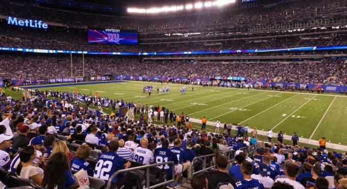 New York Guardians vs. Houston Roughnecks at MetLife Stadium