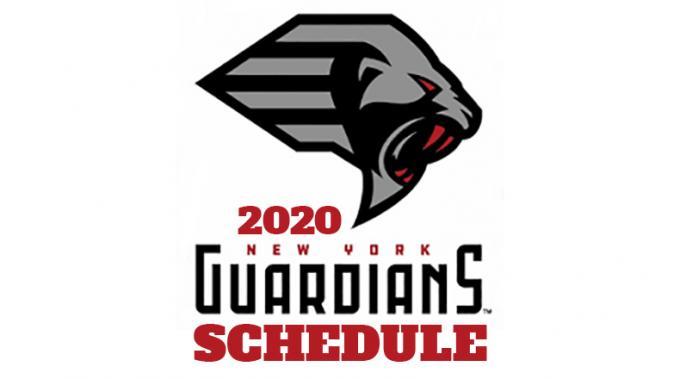 New York Guardians vs. D.C. Defenders at MetLife Stadium