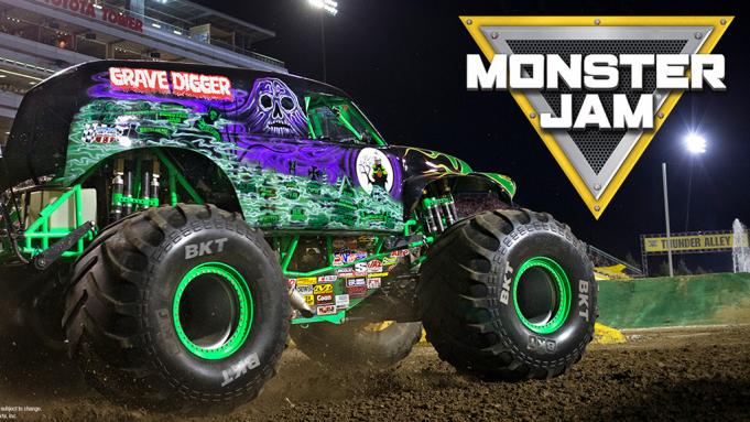 Monster Jam at MetLife Stadium
